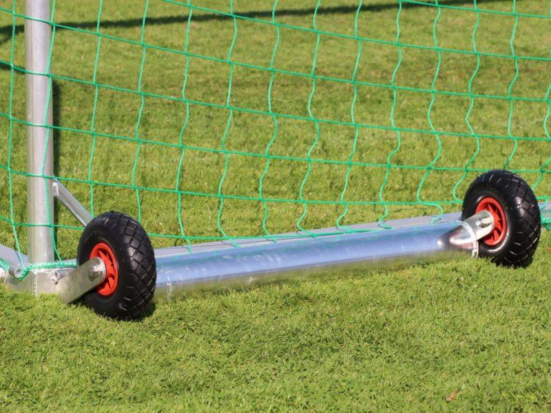 Kippsicherung für Fußballtore, 65 kg Gewicht