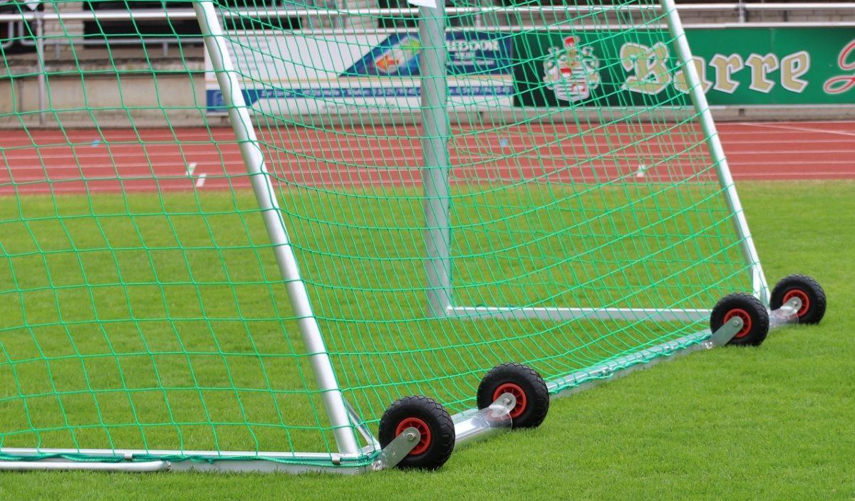 Kippsicherung für Fußballtore - Zusatzgewichte zum Nachrüsten geeignet direkt vom Hersteller