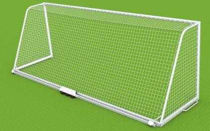 Fußballtor - Trainingstor mit Oval - Bodenrahmen artec Sportgeräte