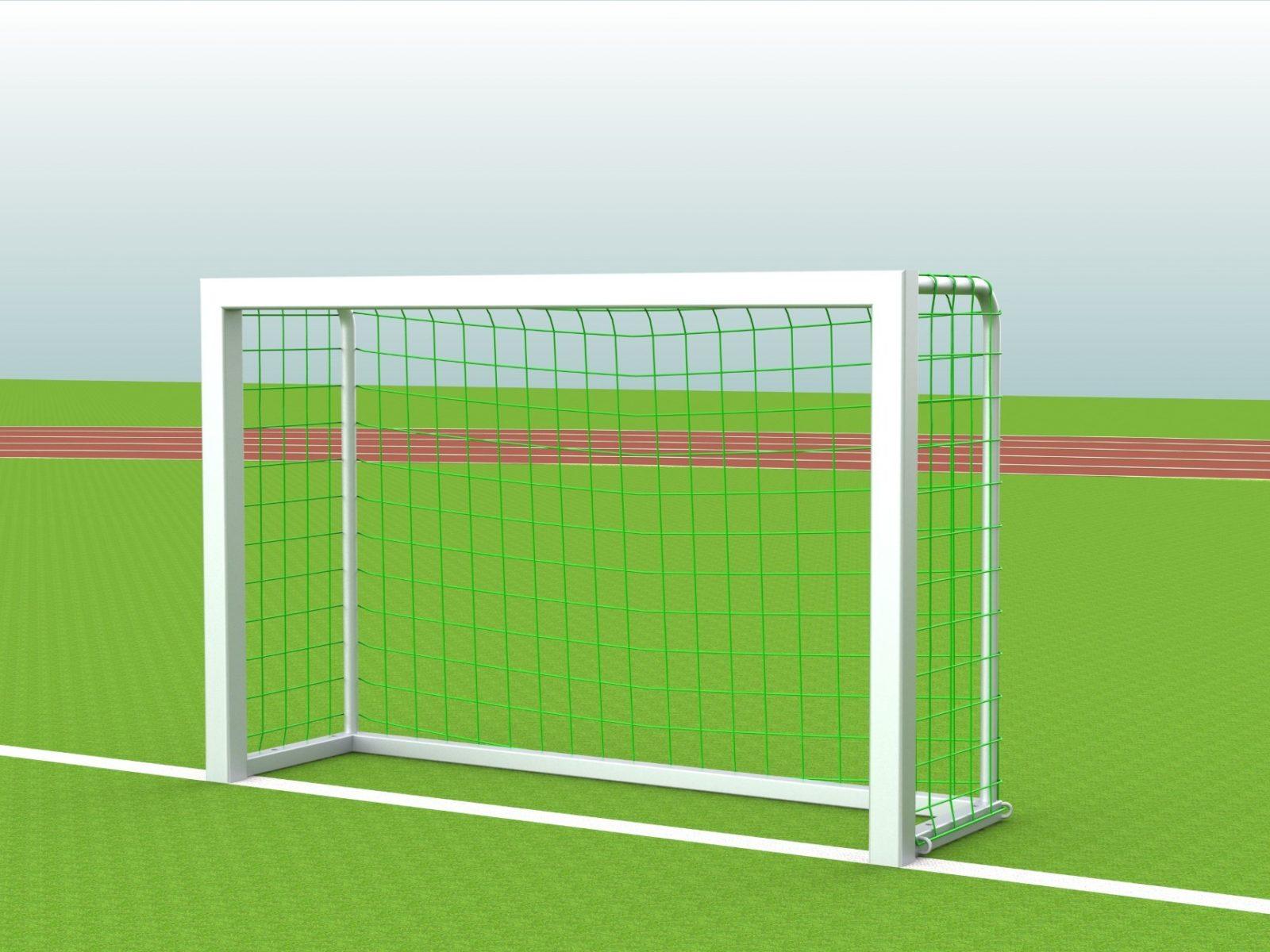 Minitor für den maximalen Spielspaß im Garten und auf dem Trainingsplatz