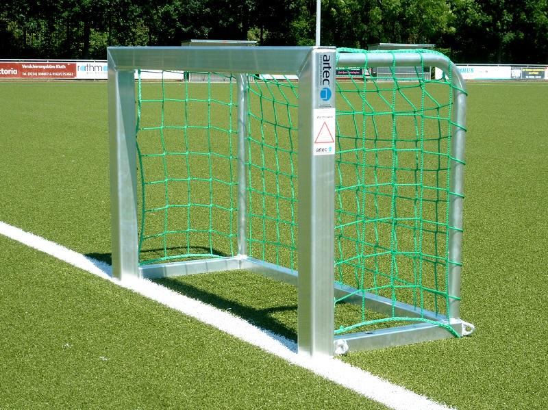 Vollverschweißtes Fußball-Minitor