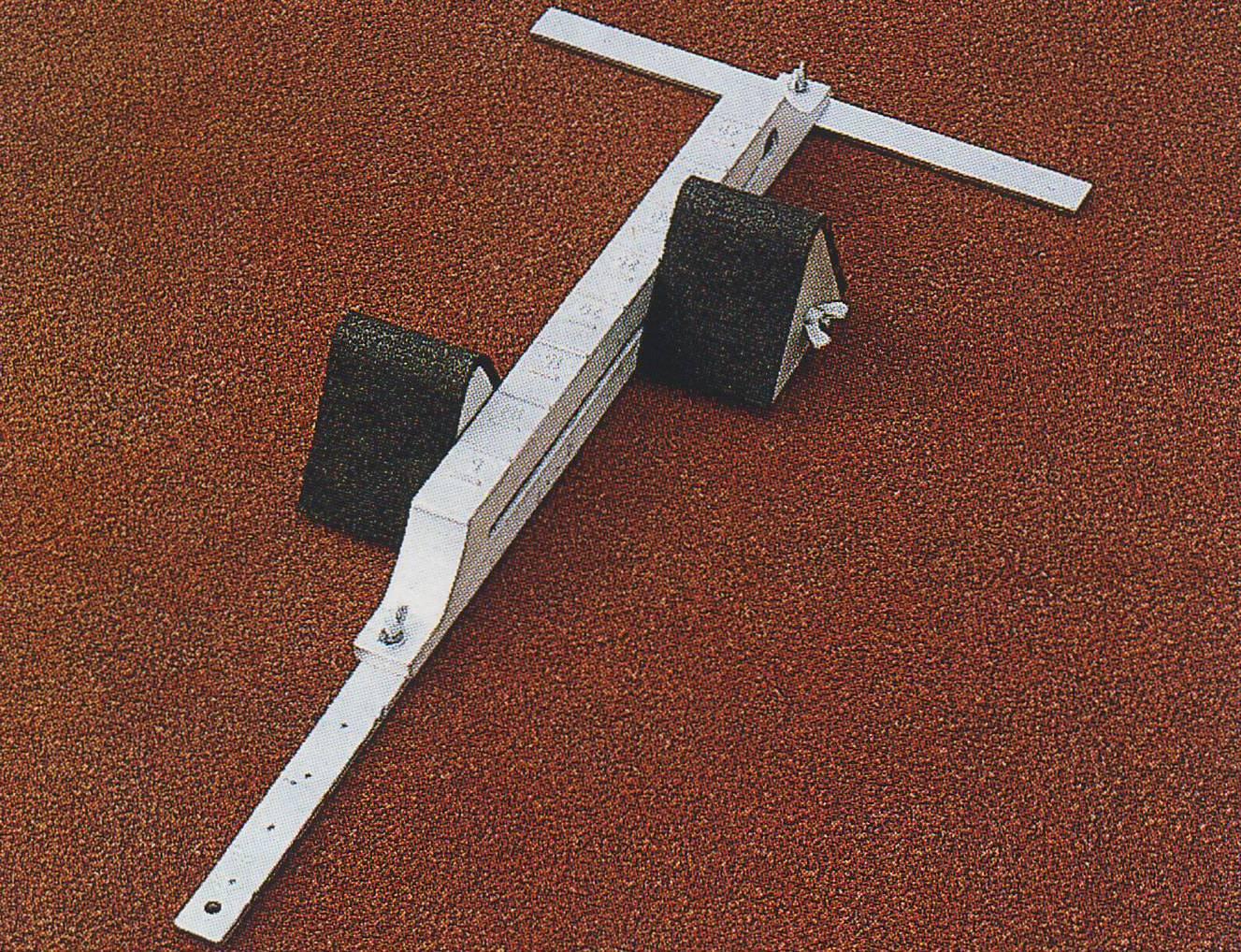 Startmaschine für das Training aus Aluminium