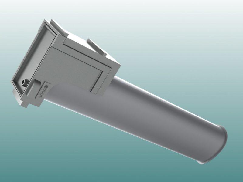 Bodenhülse Spezial für Hammer- und Diskuswurfschutzgitter