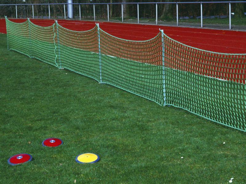 Schutznetz für Diskuswurf von artec Sportgeräte