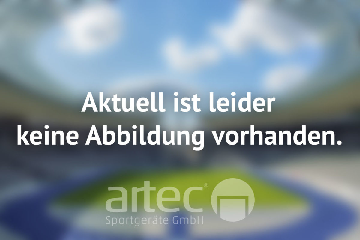 Wettkampf-Stoßkugel 4,00 kg mit IAAF-Zertifikat von artec Sportgeräte