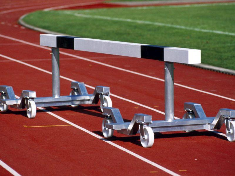 Transportroller für Hindernisse aus Aluminium