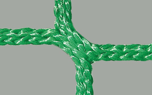 Ballfangnetz in Grün