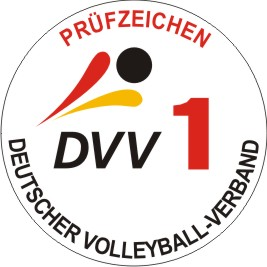 DVV 1 Prüfzeichen