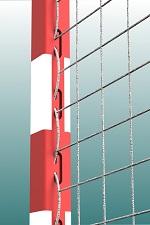 Eingefräste Netzaufhängung Handballtor