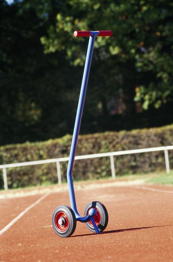 Heberoller für fahrbare Basketballanlagen von artec Sportgeräte