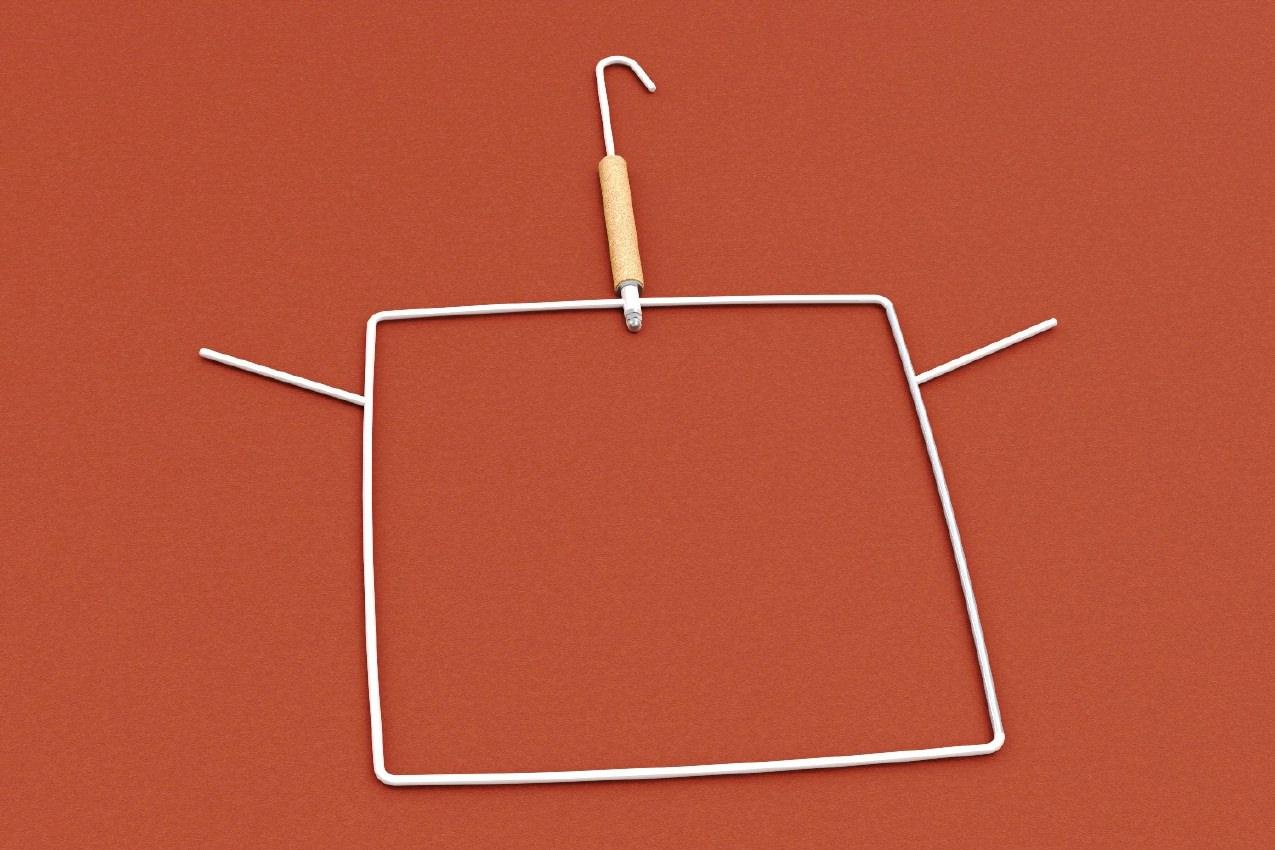 Netzbügel für Tennisnetze, zur Aufbewahrung