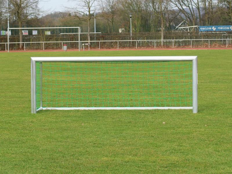 Mini-Fußballtor mit Ovalprofil