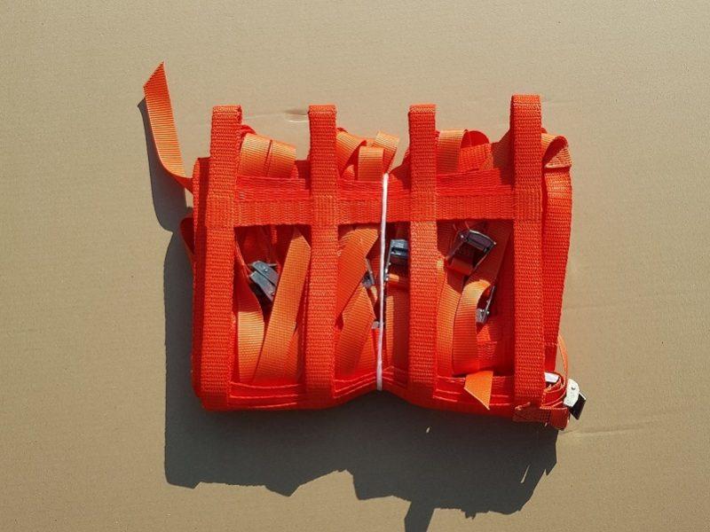 Torverkleinerung für Jugendfußballtore aus Gurtbandnetz