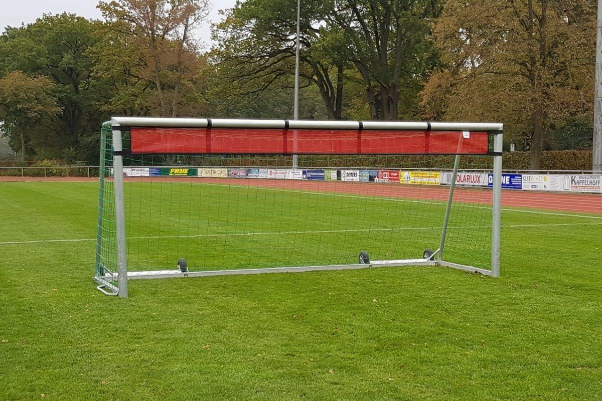 Torverkleinerung für Jugendfußballtore 5,0 x 2,0 m aus PVC-Gitternetz