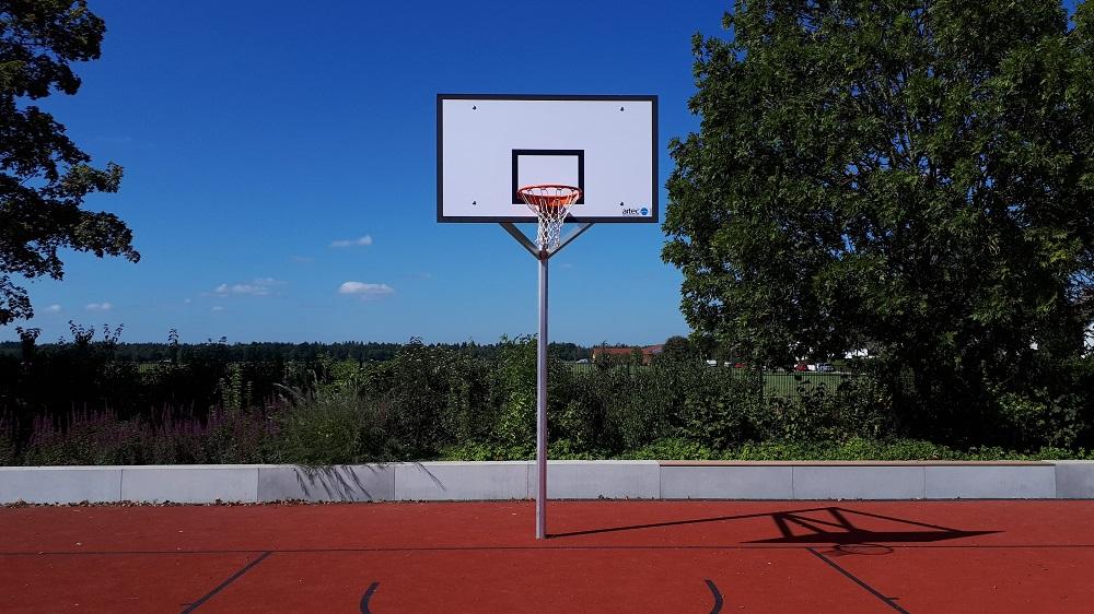 Basketballständer für Outdoor