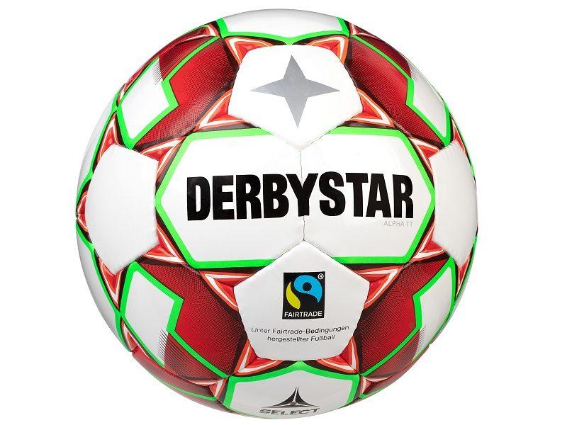 Fairtrade-Fußball Alpha TT