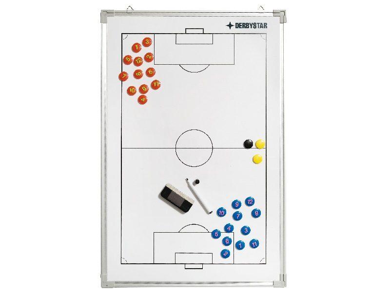 Taktiktafel für Fußball