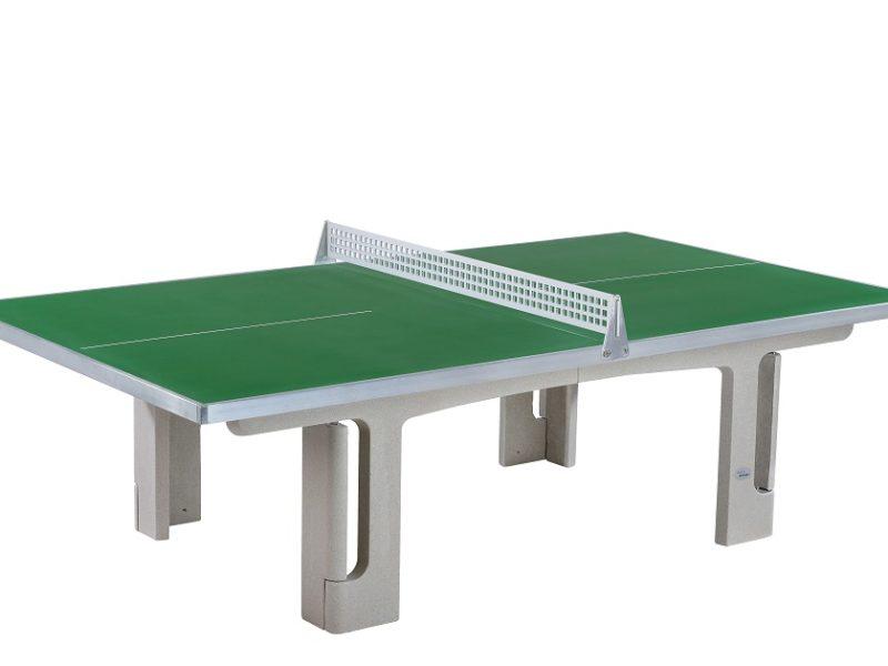 Tischtennis-Tisch Solido A45-S grün Shop